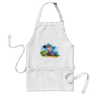 Tricycle Adult Apron