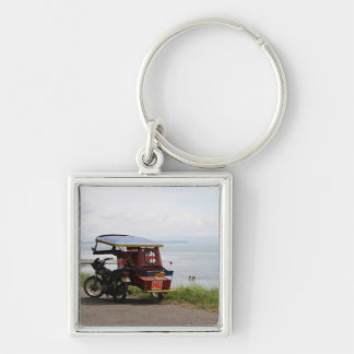 Tricycle at the San Pedro Bay Keychain