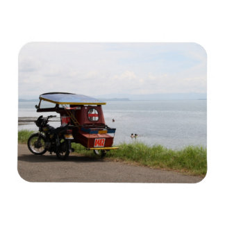 Tricycle at the San Pedro Bay Magnet