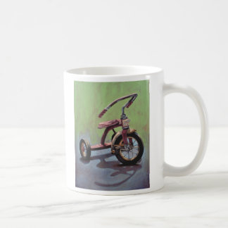 TRICYCLE HIGH RES CLASSIC WHITE COFFEE MUG