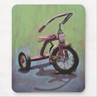 TRICYCLE HIGH RES MOUSE PAD
