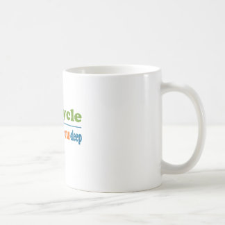 TriCycle in Color Coffee Mugs