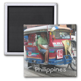 Tricycle Magnet