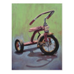 TRICYCLE POSTCARD