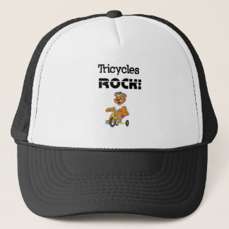 Tricycles Rock! Trucker Hat