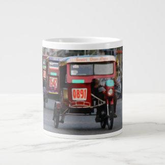 Tricycles Jumbo Mug