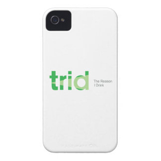TRID The Reason I Drink iPhone 4 Case