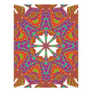 Trident Mandala Letterhead