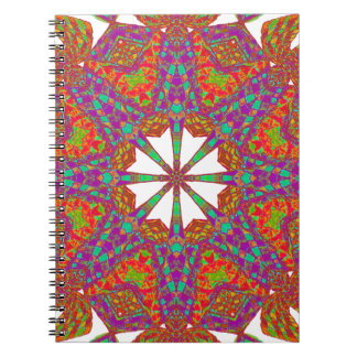 Trident Mandala Notebook