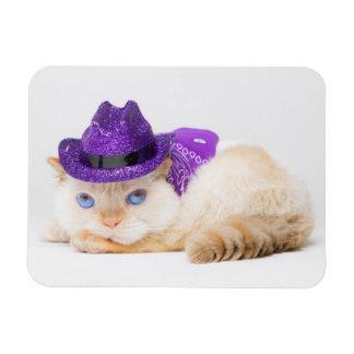 Trident the Cat Magnet 05