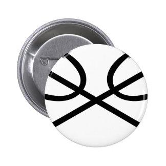 Tridents Button