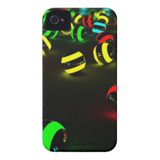 Tridimensional iPhone 4 Protectores