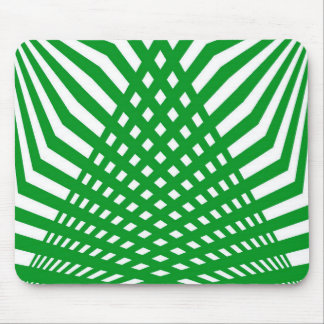 Tridimensional pattern mouse pad