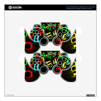 Tridimensional Skins Para Mandos PS3