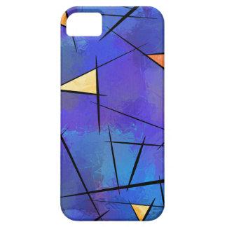 Tridiussos V1 - digital abstract iPhone SE/5/5s Case