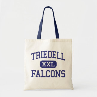 Triedell Falcons Middle Rochester Minnesota Bag