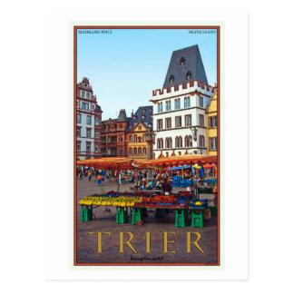 Trier - Hauptmarkt Postales