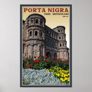 Trier - Porta Nigra Poster