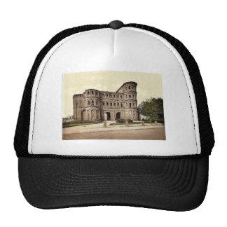 Trier (Treves), Porta Nigra (Black Gate), Moselle, Trucker Hat