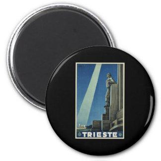 Trieste 2 Inch Round Magnet