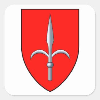 Trieste Coat of Arms Sticker