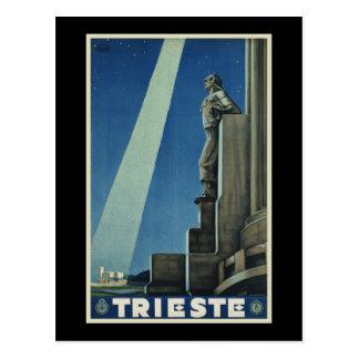 Trieste Postcard