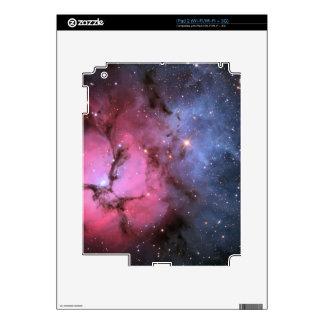 TRIFID NEBULA DECAL FOR THE iPad 2