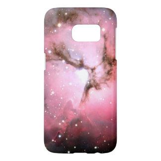 Trifid Nebula in Sagittarius From Hubble Samsung Galaxy S7 Case