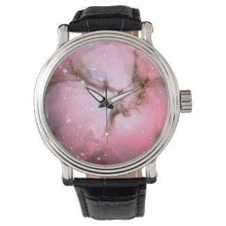 Trifid Nebula in Sagittarius Watches