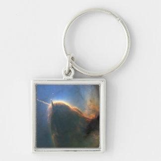 Trifid Nebula Keychain