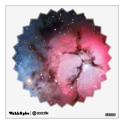Trifid Nebula, Messier 16 Wall Skin