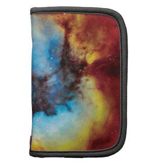 Trifid Nebula Organizers