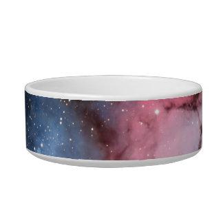 Trifid Nebula Space Astronomy Bowl