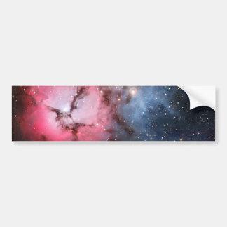 Trifid Nebula Space Astronomy Bumper Stickers