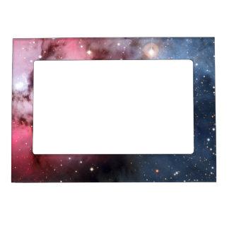 Trifid Nebula Space Astronomy Magnetic Photo Frame