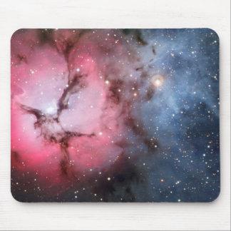 Trifid Nebula Space Astronomy Mouse Pad