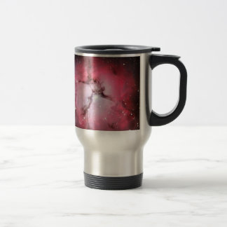 Trifid Nebula Space Astronomy Travel Mug