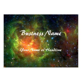 Trifid Nebula Space Spitzer Business Cards