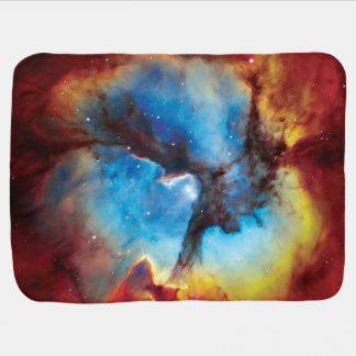 Trifid Nebula Stroller Blankets