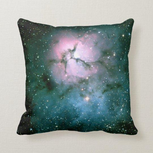 Trifid Nebula Throw Pillow
