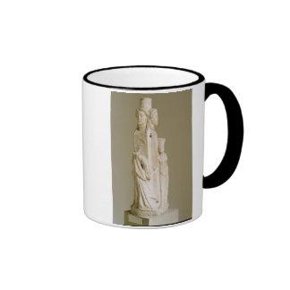 Triform Herm of Hecate, Marble sculpture, Attic pe Mug