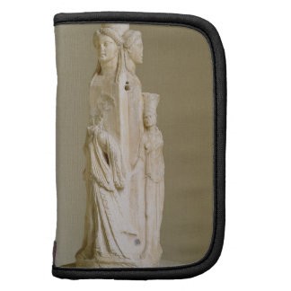 Triform Herm of Hecate, Marble sculpture, Attic pe Organizers