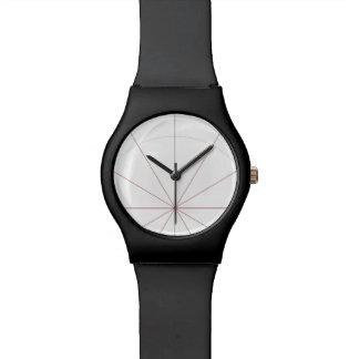 Trig Black Mathematics Astrolabe Watch