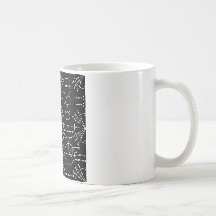 Trig & Triangles Coffee Mug