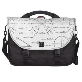 Trig & Triangles Laptop Bag