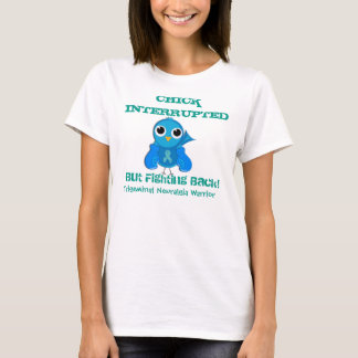 Trigeminal Neuralgia Warrior Tshirt