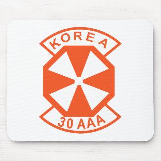 trigésimo Batallón del AAA Tapetes De Raton