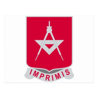 trigésimo Batallón del ingeniero militar Tarjetas Postales