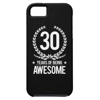 trigésimo Cumpleaños (30 años de ser iPhone 5 Fundas