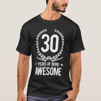 trigésimo Cumpleaños (30 años de ser Playera